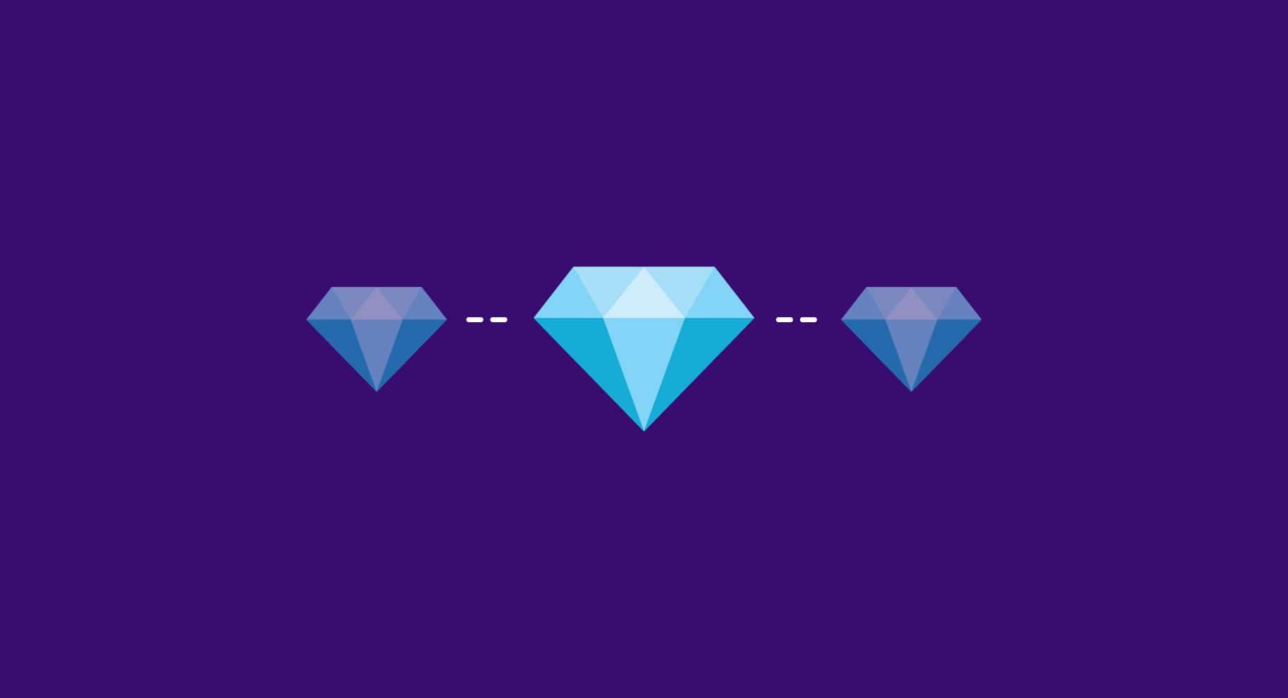 understanding diamond carat illustration