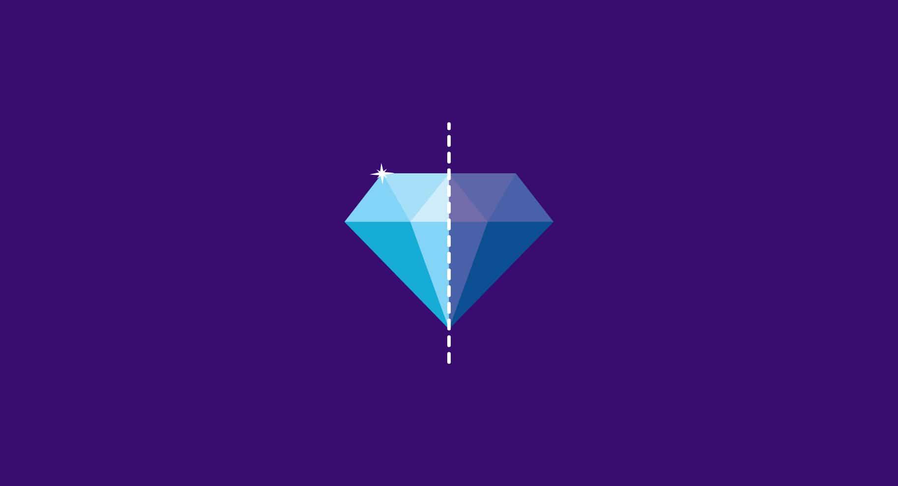 diamond clarity illustration