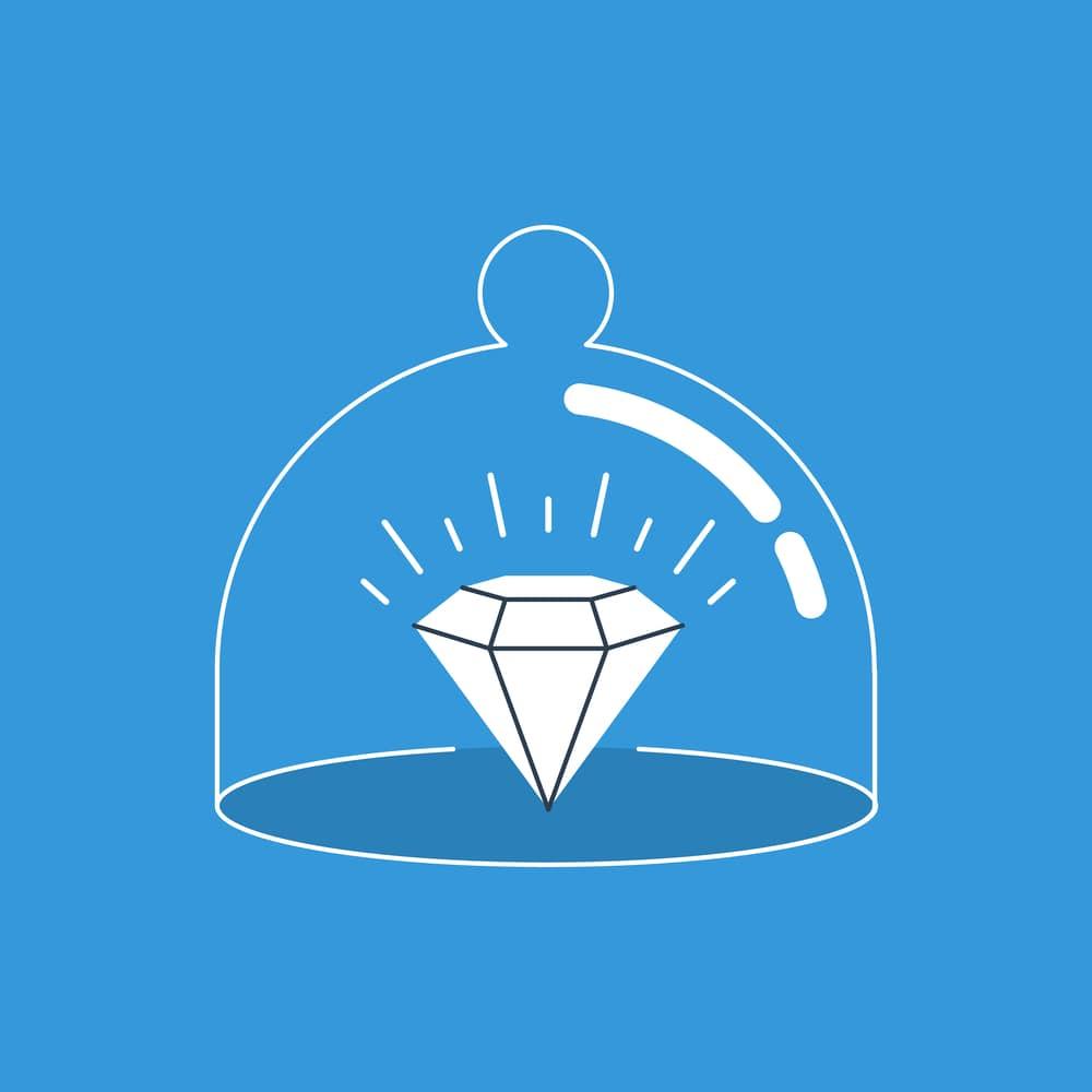 diamond protection